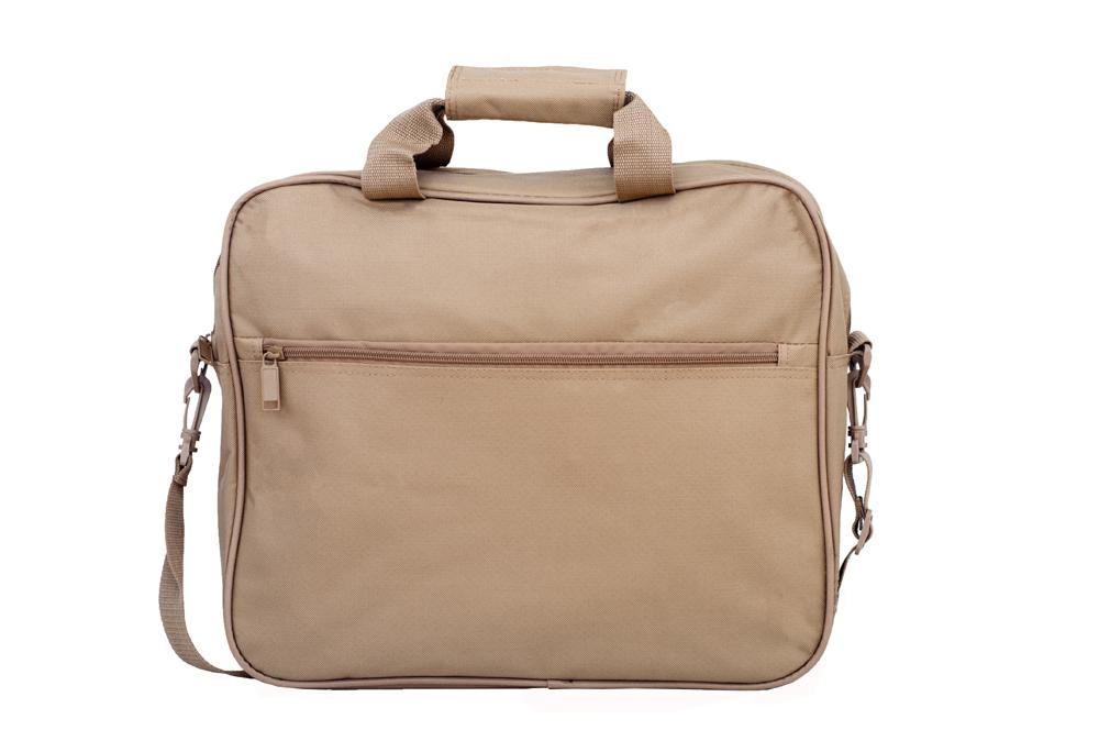 Shop123go Recycled 600D/Portfolio Briefcase/Messager Bags/Business Messenger, Khaiki at Sears.com